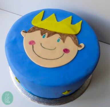 Torte Elternabend Kita Kleiner Prinz-Petit prince